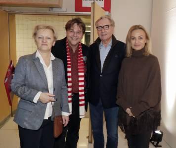 Renate Künast, Marcus Zander, Ekkehard Streletzki, Dr. Sigrid Streletzki