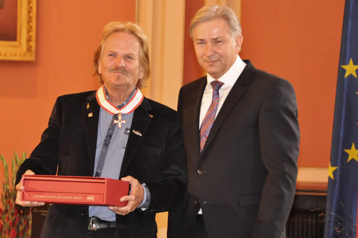 01.10.2012 - Verleihung des Verdienstordens des Landes Berlin