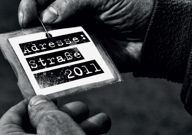 Dezember 2010 - Hinschauen erwünscht: Fotokalender gibt Obdachlosen ein Gesicht
