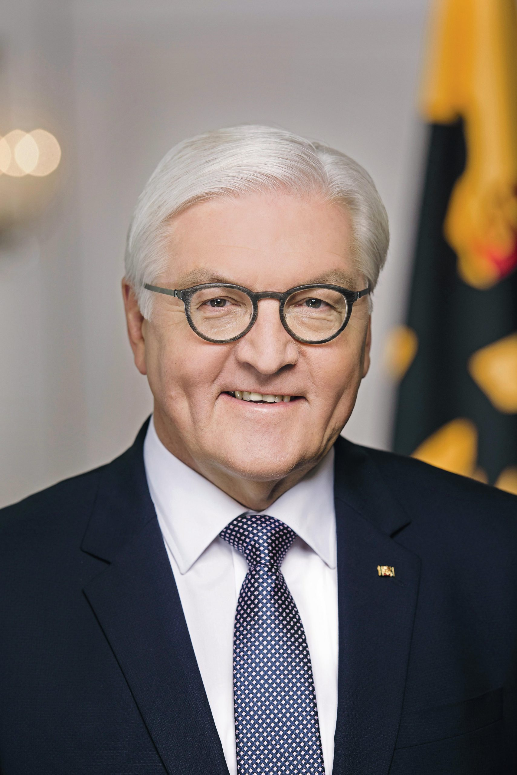 Bundespräsident gratuliert Frank Zander