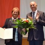 13.06.2016 - Frank Zander erhält den Verdienstorden des Landes Brandenburg